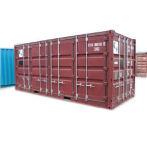 Container Storage and Repairs